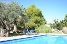 Finca Can Pou | Villa w/ pool near Pollença