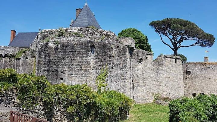 Cœur historique de Clisson