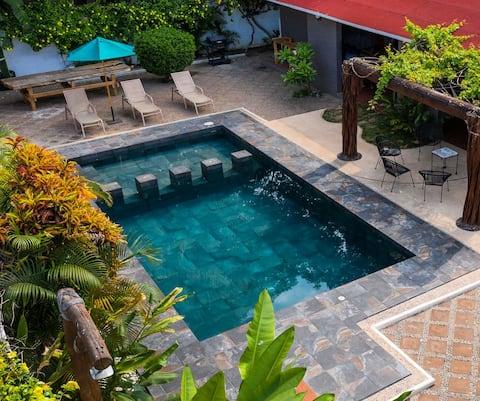 Casa Sirena en Ixtapa a 400 m. de la playa