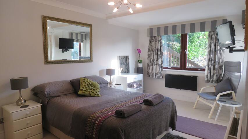 Palm Villa - Self Catering Private Annex - Onchan - Outros