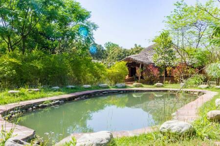 Camp Hornbill Corbett ( Mud House)