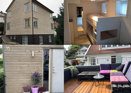 Room w/private bathroom by NHH - Bergen