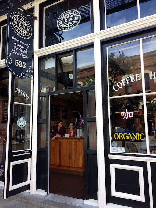 the best coffee shop in Victoria, with the friendliest staff hands down <3