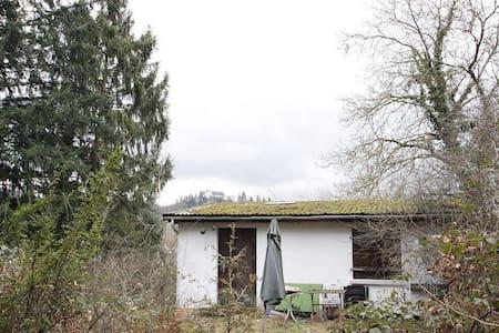 Haus in Alleinlage am Waldrand, keine Nachbarn - Fischbachtal - Přírodní / eko chata