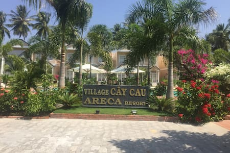 Areca Resort / Village Cay Cau A1