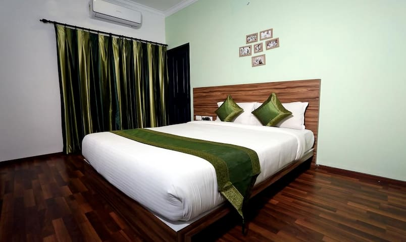 Concept Rooms with high speed wifi internet