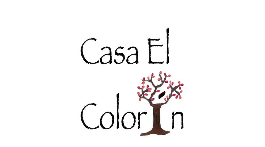2. Habitación Privada 1 cama Casa El Colorín