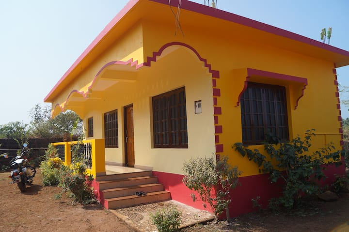 Casa de Goa ( River side  Independent House)