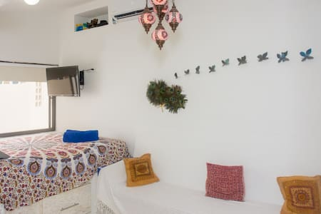 Cozy studio near the beach - Cartagena