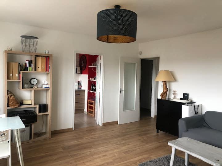 Appartement 55m2 à Amiens