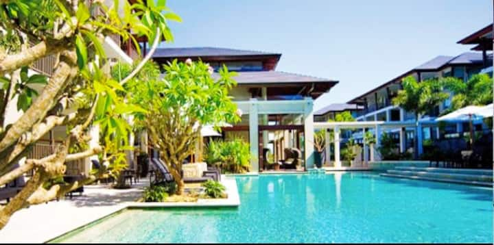 Oaks Santai Resort Casuarina  Dbl Studio Apartment