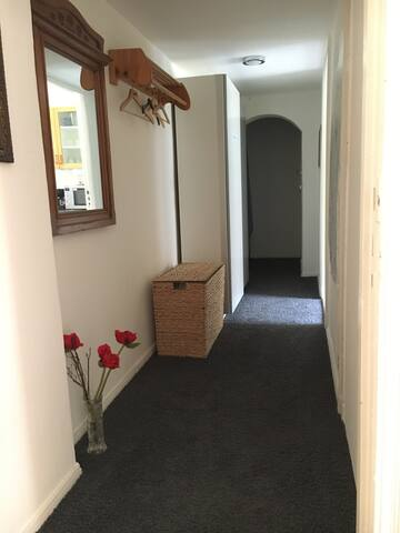 Eingangsbereich Apartment