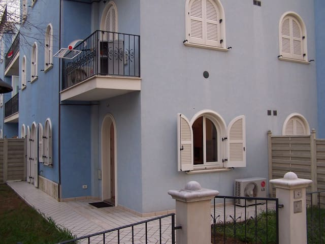 Flat on the shore with garden - Porto Recanati - Wohnung