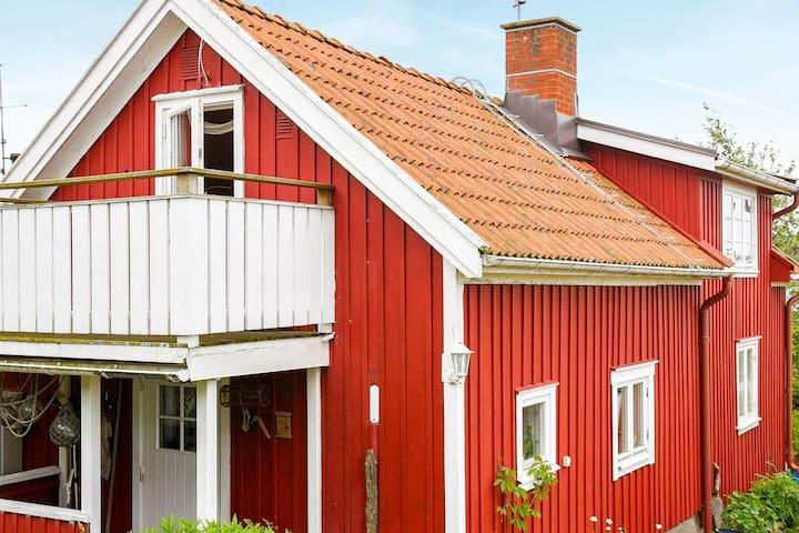 Maison de vacances pour 4 a Rönnäng