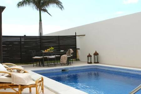 Luxury Villa with private pool - El Médano