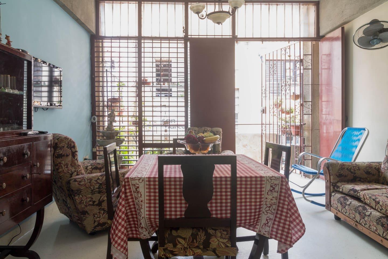 Sala-Comedor Living-dinning-room