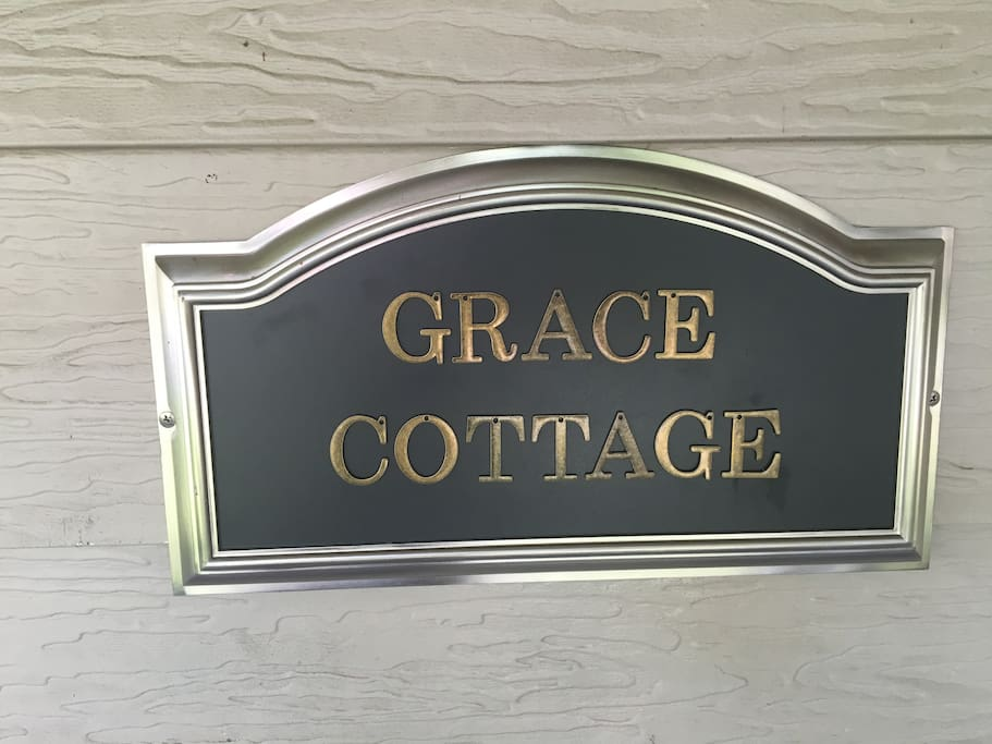 Welcome to Grace Cottage.