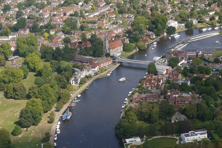 Marlow, River Thames