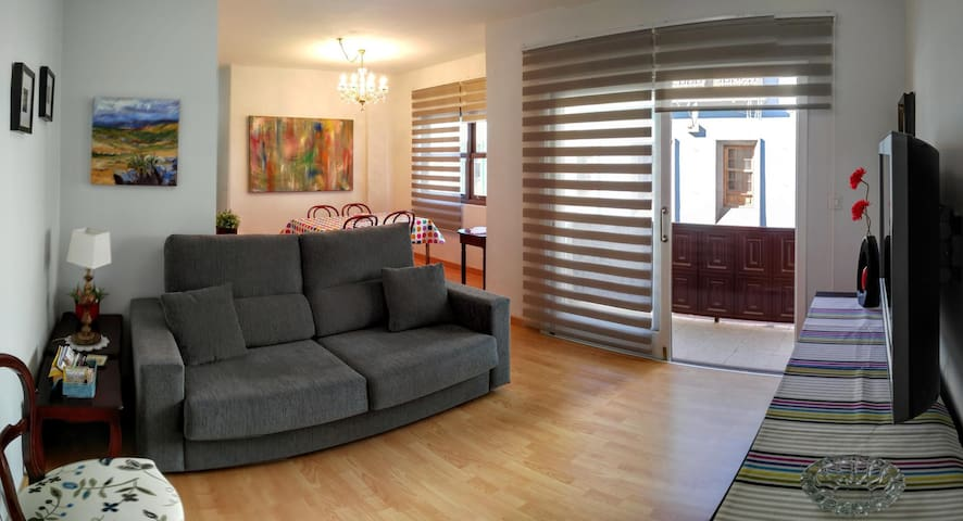 Centric and Renovated Flat in La Laguna