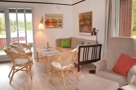 Holiday cottage with 3 bedrooms on 66m² in Nørre Nebel