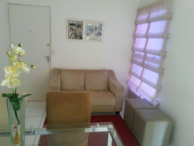 Apartamento mobiliado com garagem - Palmas - Daire