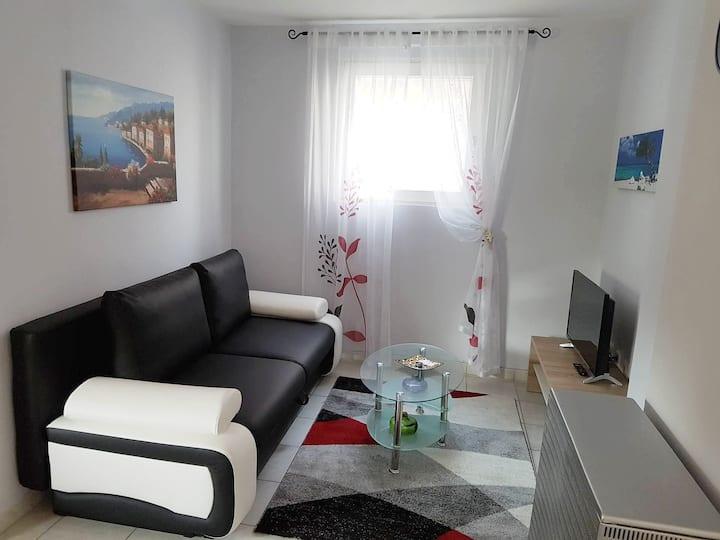 Wohnung, ideal für Frankfurt Airport, Messe & Opel