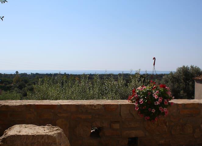 Casa Galletto vista mare