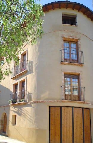 """Apartartamento """"As Peñas Bllancas"""". Casa Plana - Colungo - Wohnung"""