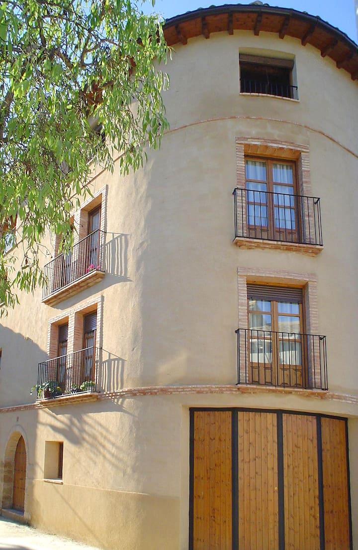 """Apartartamento """"As Peñas Bllancas"""". Casa Plana"""