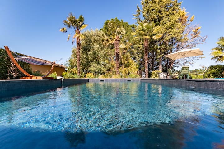Charming & Idyllic Villa With Panoramic Views