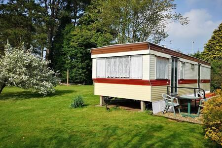 Stable View Caravan @ North End Farm, Seamer