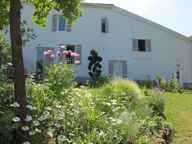 Le Jardin d'Elphe - Villeton - Casa