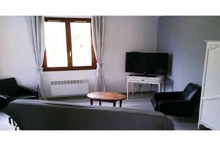 Gite 2 chambres 6/7 personnes à 30 min de VERDUN - Dun-sur-Meuse - Casa