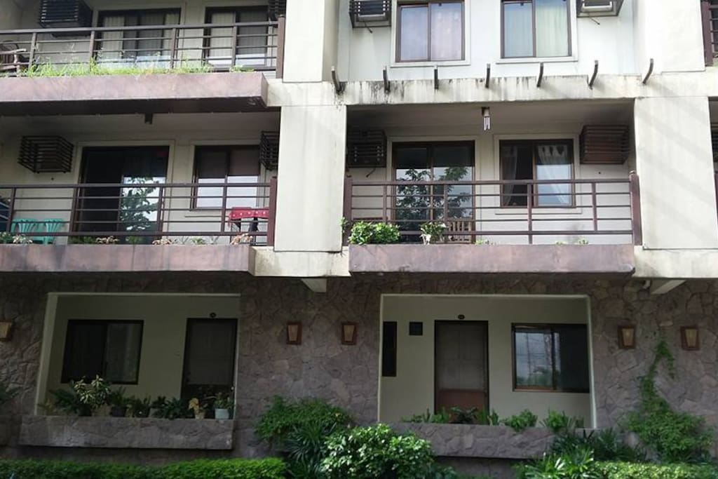 Private Room Near The Airport With Aircon Flats For Rent
