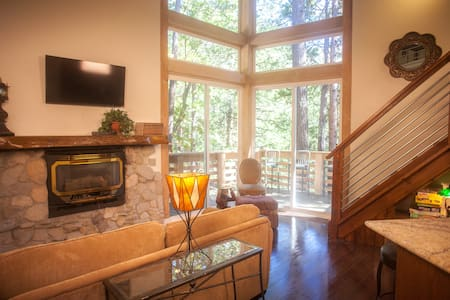 THE MILL HOUSE at Strawberry Creek Village - Idyllwild-Pine Cove