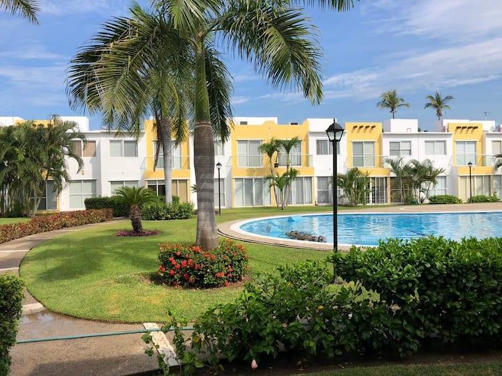 Casa de descanso en Acapulco Diamante