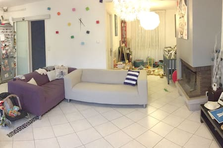 Maison individuelle avec jardin - Lille