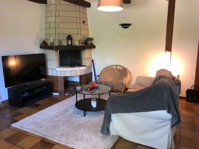 appartement cosy à 10 min du centre du luxembourg