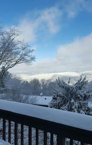 Charming Mountain Villa - Beech Mountain