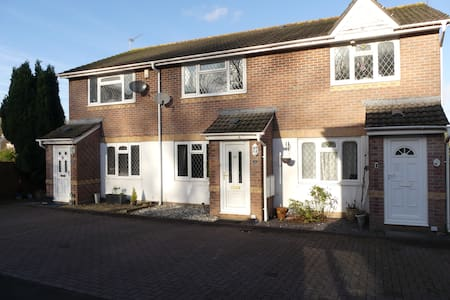 A lovely 2 bed house with outdoor living space