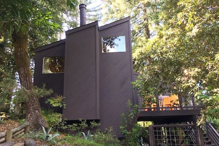 Unique Modern Mountain Getaway - Guerneville - Casa