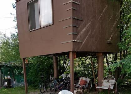 Glacier House Tree House - Fairbanks