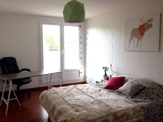 Appartement confortable 70m² Brest - Brest - Appartement