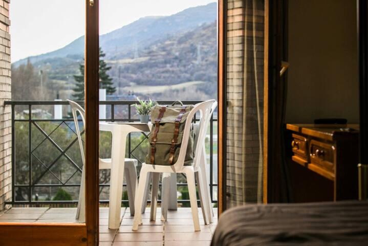 Habitación Triple Club Terraza ( 3 Adultos ) - Pensión Completa