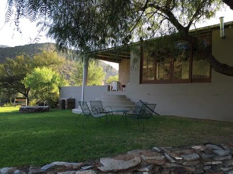 Matjiesvlei Cottages - Die Stalle