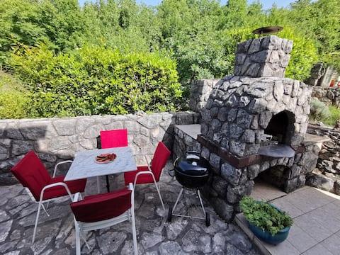 Moderný, krásny a útulný byt v Soline