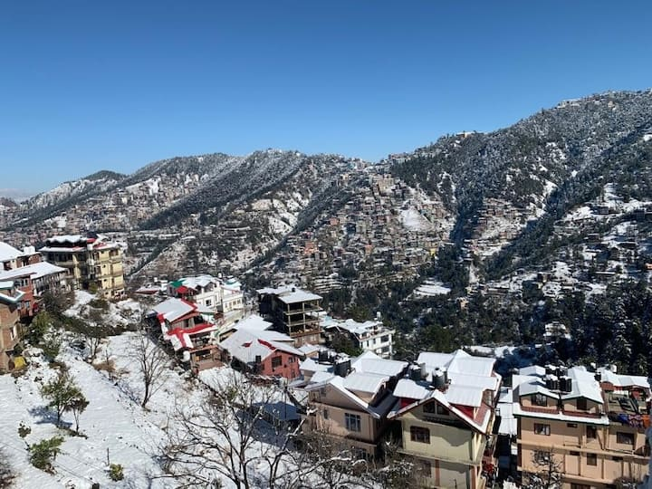 4 Bedroom | Homy stay | Serene View of Shimla