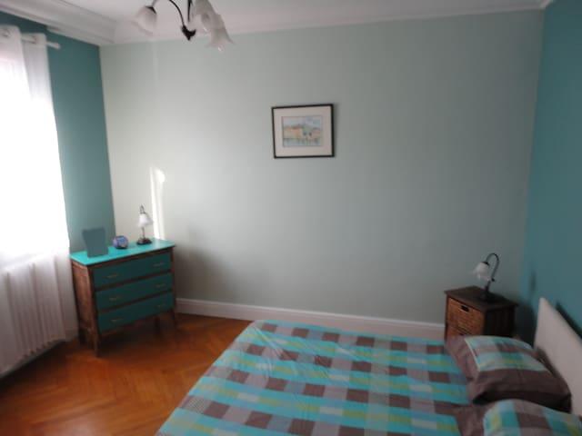 chambre eucalyptus 12 m2