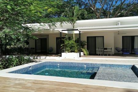 Casa MAJ #2 - Nice small house w/ pool and garden