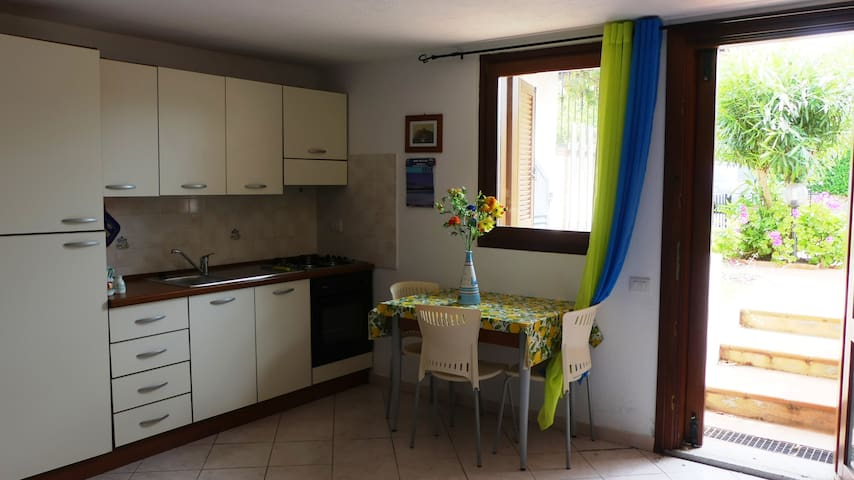 Independent studio for 2 people - Case Peschiera-lu Fraili - Vakantiewoning